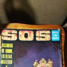 Tebeos: SOS REVISTA PARA ADULTOS. Lote 138602388