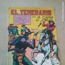 Livros de Banda Desenhada: EL TEMERARIO ,N 17 POR ABRIR ,VALENCIANA. Lote 138776494