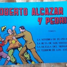 Tebeos: ROBERTO ALCAZAR Y PEDRIN NÚMEROS 17, 18, 19 Y 20. Lote 138930321