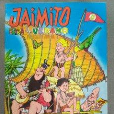 Tebeos: JAIMITO, EXTRA DE VERANO, AÑO 1969. Lote 139239566