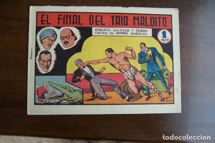 Tebeos: Valenciana, lote 26 nº roberto alcázar contra el hombre diabólico - Foto 49 - 53541884