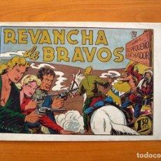 Tebeos: EL PEQUEÑO LUCHADOR, Nº 44, REVANCHA DE BRAVOS - EDITORIAL VALENCIANA 1945. Lote 139313618