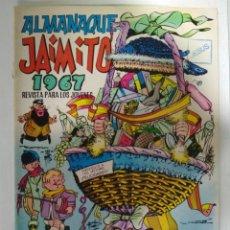 Tebeos: ALMANAQUE JAIMITO 1967. Lote 139423218
