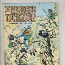 Tebeos: EL PEQUEÑO LUCHADOR-EDIVAL-VALENCIANA-AÑO 1977-COLOR-FORMATO GRAPA-Nº 13-CERCADOS EN LA MONTAÑA. Lote 139527230