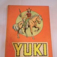 Tebeos: YUKI EL TEMERARIO - COMPLETA - ED. VALENCIANA - 22 COMICS EN 2 TOMOS TAPAS EDITORIAL. Lote 139661974