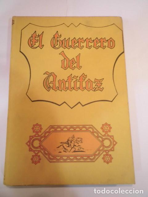 Tebeos: EL GUERRERO DEL ANTIFAZ - COMPLETA - ED. VALENCIANA - 343 COMICS EN 17 TOMOS TAPAS EDITORIAL - Foto 2 - 139663170