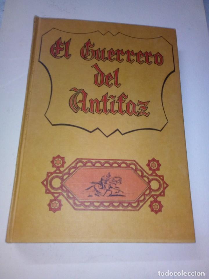 TOMO 5 DE EL GUERRERO DEL ANTIFAZ (Tebeos y Comics - Valenciana - Guerrero del Antifaz)