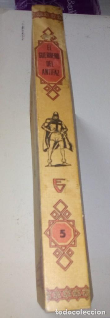 Tebeos: tomo 5 de el guerrero del antifaz - Foto 3 - 139917618