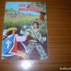 Tebeos: LOS TRES MOSQUETEROS EDITA VALENCIANA . Lote 139930514