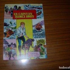 Tebeos: CLASICOS ILUSTRADOS Nº 6 EDITA VALENCIANA. Lote 139932218