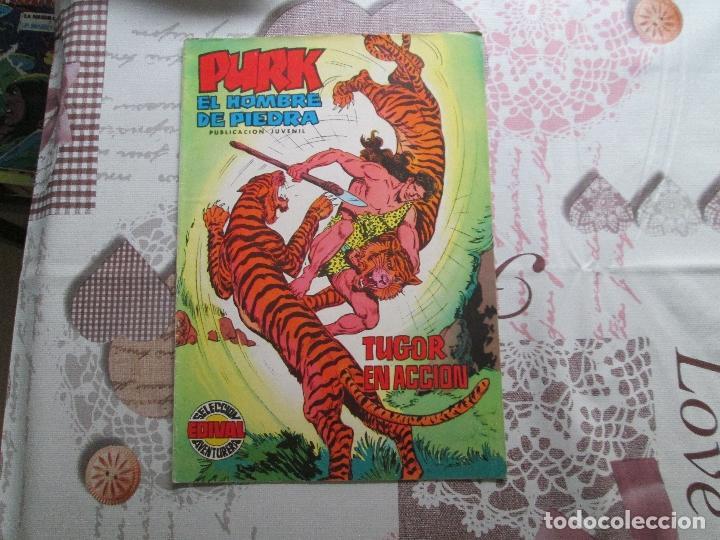 PURK HOMBRE DE PIEDRA 19 (Tebeos y Comics - Valenciana - Purk, el Hombre de Piedra)