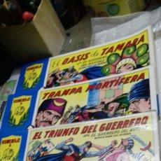 Tebeos: EL GUERRERO DEL ANTIFAZ. 52.81.82. Lote 140302582