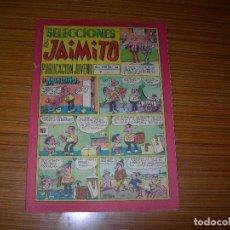 Tebeos: SELECCIONES DE JAIMITO Nº 186 EDITA VALENCIANA . Lote 140376898