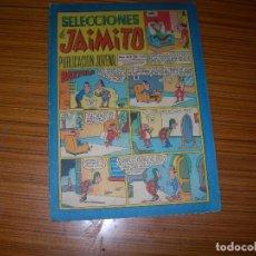 Tebeos: SELECCIONES DE JAIMITO Nº 169 EDITA VALENCIANA . Lote 140380866