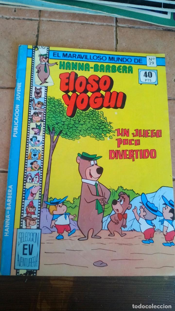 HANNA BARBERA - EL OSO YOGUI - NUMERO 29 (Tebeos y Comics - Valenciana - Otros)