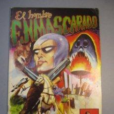 Tebeos: HOMBRE ENMASCARADO, EL (1980, VALENCIANA) 1 · 23-II-1980 · LOS BUITRES. Lote 140664490