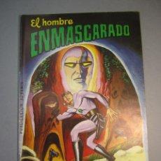 Tebeos: HOMBRE ENMASCARADO, EL (1980, VALENCIANA) 4 · 5-IV-1980 · EL FALSO HOMBRE ENMASCARADO. Lote 140664518