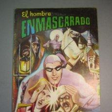 Tebeos: HOMBRE ENMASCARADO, EL (1980, VALENCIANA) 5 · 19-IV-1980 · HUIDA DE LA BASTILLA. Lote 140664530