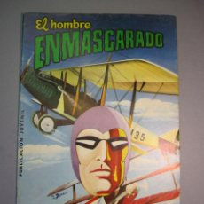 Tebeos: HOMBRE ENMASCARADO, EL (1980, VALENCIANA) 16 · 20-IX-1980 · LOS PIRATAS DEL AIRE. Lote 140664538