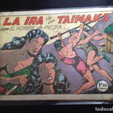 Tebeos: LA IRA DE LOS TAIMANES Nº34. Lote 141213062