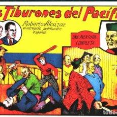 Tebeos: TEBEOS-COMICS CANDY - ROBERTO ALCAZAR - 7 - 1943 - VALENCIANA - RARO *AA99. Lote 141583346