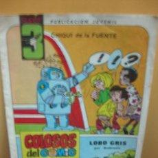 Tebeos: COLOSOS DEL COMIS SUPER 3 NUM. 2. ED. VALENCIANA. Lote 141807426