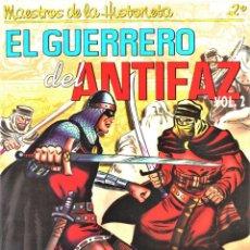 Tebeos: TEBEOS-COMICS CANDY - GUERRERO DEL ANTIFAZ - 2 - 50 AÑOS - QUIRON EDICIONES - - *AA99. Lote 141907790