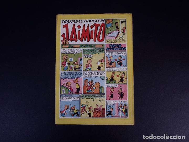 Tebeos: JAIMITO. LOTE DE 7 EJEMPLARES. VALENCIA 1947 - Foto 3 - 142095934