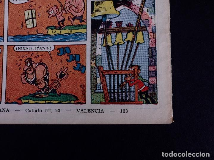Tebeos: JAIMITO. LOTE DE 7 EJEMPLARES. VALENCIA 1947 - Foto 18 - 142095934