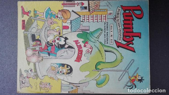 Tebeos: Pumby lote 64 ejemplares 293 - 403 - Foto 4 - 153725052