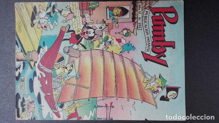 Tebeos: Pumby lote 64 ejemplares 293 - 403 - Foto 5 - 153725052
