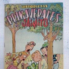 Tebeos: HISTORIETAS PRIMAVERALES DE JAIMITO ORIGINAL - EXTRA Nº 26 - COMO NUEVO, VER IMÁGENES. Lote 142283314