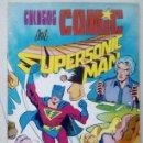 Tebeos: SUPERSONIC MAN. COLECCIÓN COMPLETA OCHO TEBEOS. Lote 142420590