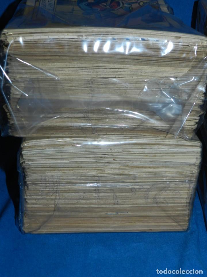 Tebeos: (MF) COLECCION GUERRERO DEL ANTIFAZ , EDT VALENCIANA , A FALTA DE 7 NUM - DEL NUM 1 AL NUM 668 - Foto 5 - 142457298