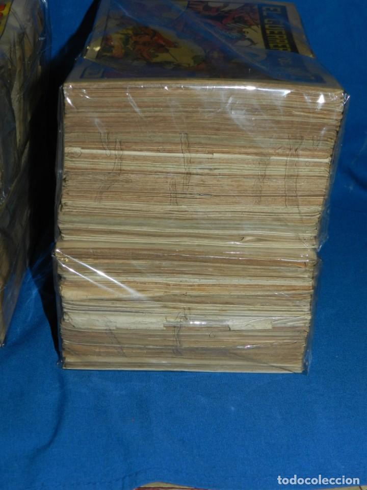 Tebeos: (MF) COLECCION GUERRERO DEL ANTIFAZ , EDT VALENCIANA , A FALTA DE 7 NUM - DEL NUM 1 AL NUM 668 - Foto 6 - 142457298