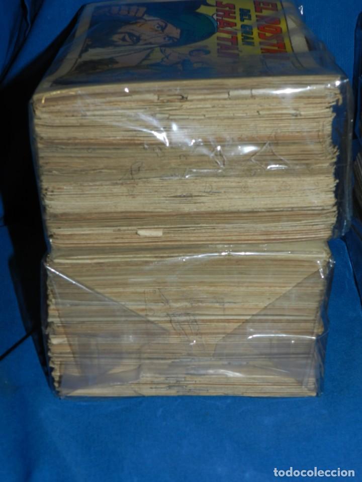 Tebeos: (MF) COLECCION GUERRERO DEL ANTIFAZ , EDT VALENCIANA , A FALTA DE 7 NUM - DEL NUM 1 AL NUM 668 - Foto 7 - 142457298