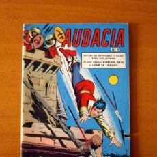 Tebeos: AUDACIA, Nº 9 - EDITORIAL VALENCIANA 1962. Lote 142696446