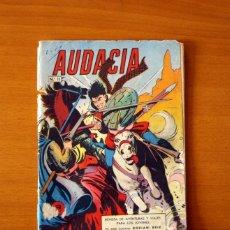 Tebeos: AUDACIA, Nº 11 - EDITORIAL VALENCIANA 1962. Lote 142697678