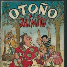 Tebeos: EXTRA Nº 20 DE JAIMITO - OTOÑO - VALENCIANA CIRCA 1945 - ORIGINAL - PROCEDE DE ENCUADERNACION. Lote 143077742