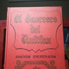 Tebeos: EL GUERRERO DEL ANTIFAZ-NUEVAS AVENTURAS-TOMO I COMPLETO-1979-VALENCIANA. Lote 143078514