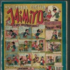 Tebeos: MASCARADA FESTIVA DE JAIMITO - Nº 57 - VALENCIANA CIRCA 1949 - ORIGINAL - PROCEDE DE ENCUADERNACION. Lote 143084094