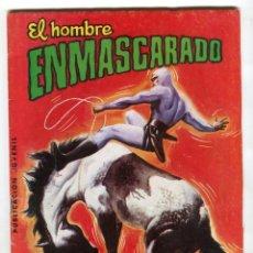 Tebeos: EL HOMBRE ENMASCARADO Nº 25 EDITORIAL VALENCIANA COLOSOS COMICS ORIGINAL AÑO 1979. Lote 143551878
