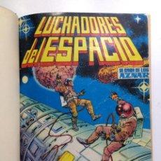 Tebeos: LUCHADORES DEL ESPACIO, LA SAGA DE LOS AZNAR - 21 NÚMEROS, COLECCIÓN COMPLETA - ED. VALENCIANA. Lote 143743518