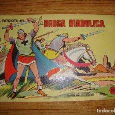 Tebeos: EL PATRIOTA EDITORIAL VALENCIANA ORIGINAL Nº 6. Lote 143774118