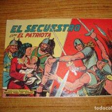Tebeos: EL PATRIOTA EDITORIAL VALENCIANA ORIGINAL Nº 2. Lote 143774182