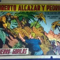 Tebeos: ROBERTO ALCÁZAR Y PEDRIN.25 EJEMPLARES.ENCUADERNADO. Lote 143933710