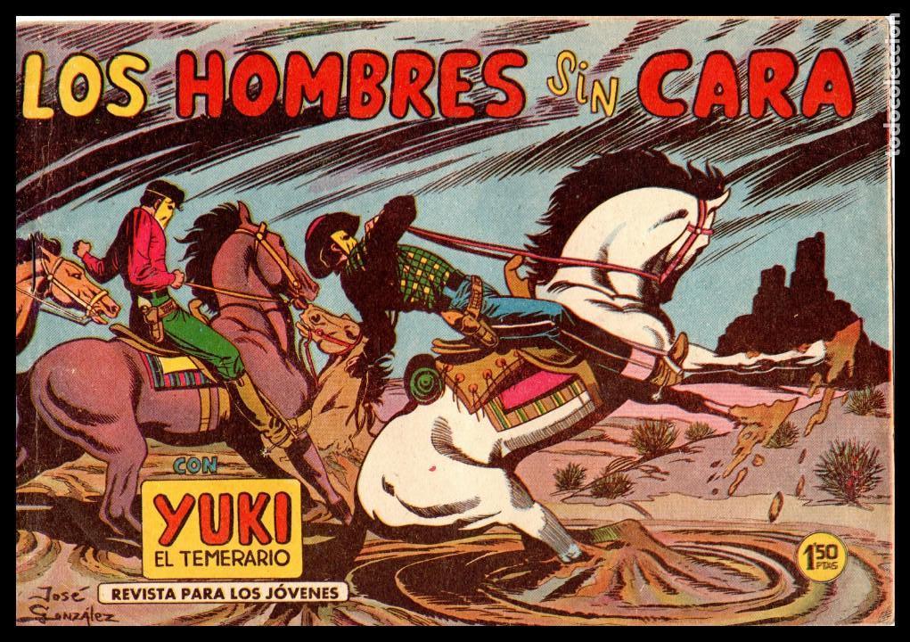Yuki El Temerario Nº 15 Los Hombres Sin Cara Kaufen Andere