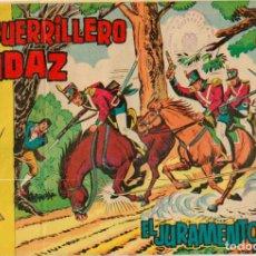 Tebeos: EL GUERRILLERO AUDAZ Nº 2 (SIN ABRIR). Lote 144520206