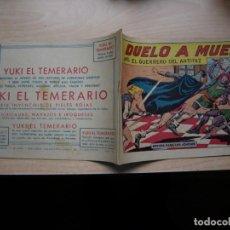 Tebeos: EL GUERRERO DEL ANTIFAZ - NÚMERO 364 - ORIGINAL - VALENCIANA. Lote 144750498