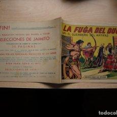 Tebeos: EL GUERRERO DEL ANTIFAZ - NÚMERO 365 - ORIGINAL - VALENCIANA. Lote 144750526
